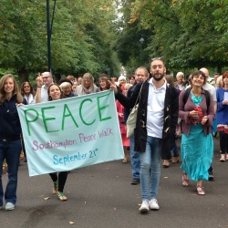 International Peace Walk