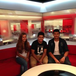 Youth 101 at The BBC