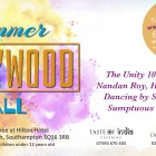 Unity 101' s Summer Bollywood Ball