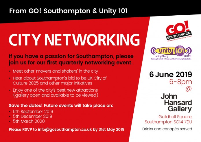 Networking Southampton