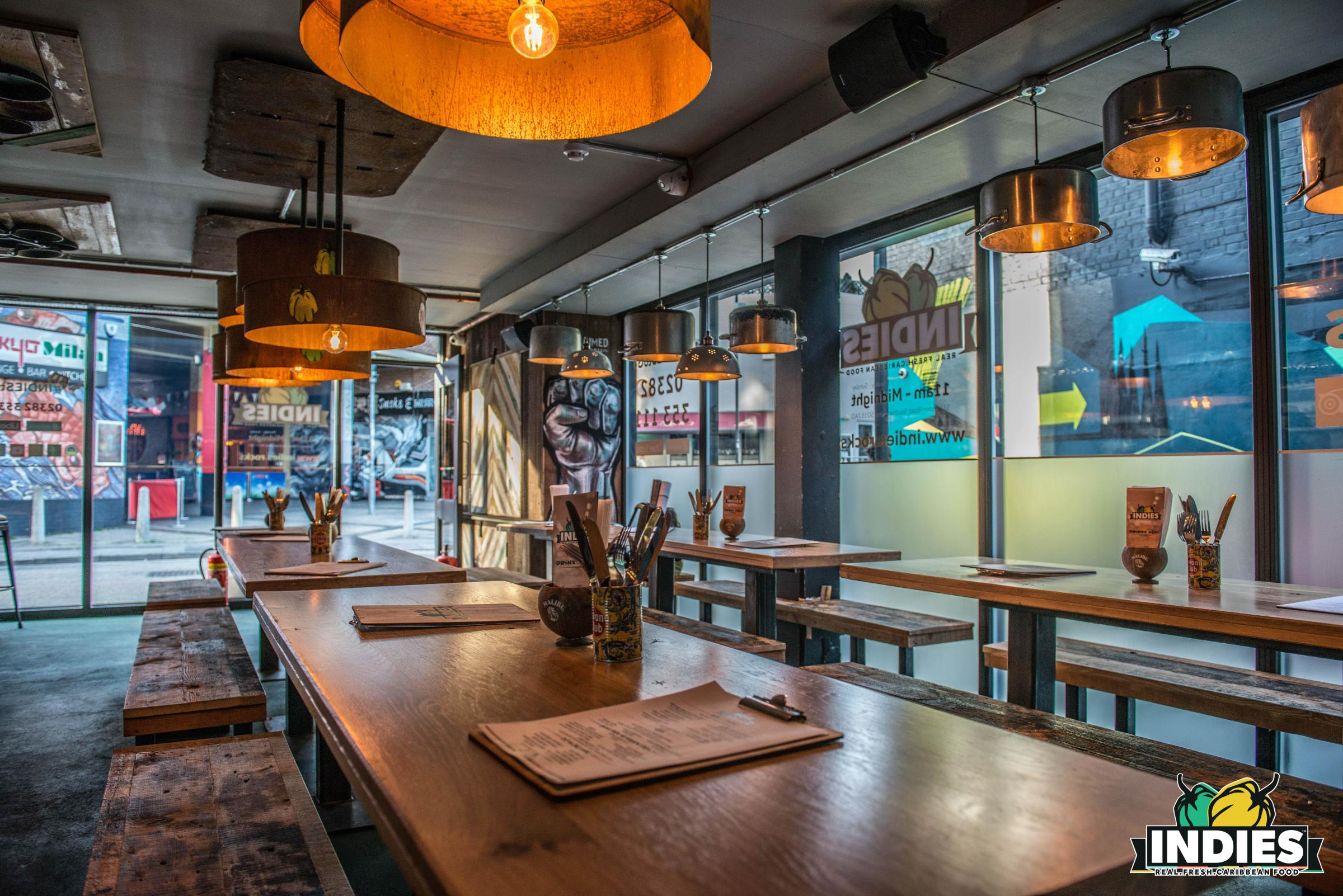 New Fusion Caribbean Restaurant Opens In Southampton Unity101